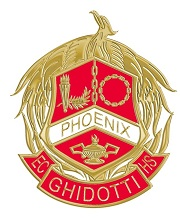 The seal for Phoenix - EC Ghidotti HS
