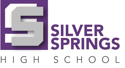 Silver Springs High School logo